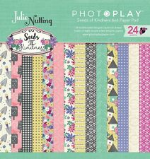 Photo Play Julie Nutting Seeds of Kindness 6x6 Paper Pad