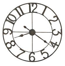 "NEW HOWARD MILLER  OVERSIZED WALL CLOCK 36"" CALLED ""ARTWELL"" 625-658"