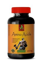 muscle growth - AMINO ACIDS 1000mg - amino acid complex - 100 Capsules