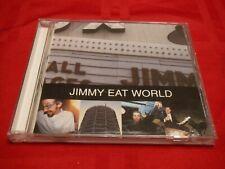 Jimmy Eat World Singles 2001 CD Unreleased B Sides BWR 7-9016-848-30-2 Big Wheel
