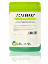 Acai Berry Strength 1000mg Capsules (60 pack) Lindens