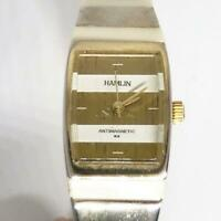 Vintage Hamlin Ladies Winder Watch Bracelet Band