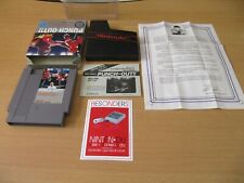 NES  Nintendo, PUNCH OUT , MIKE TYSON - BIENENGRÄBER - OVP - TOP - PATACO BOX