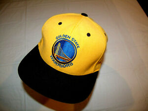 Golden State Warriors #30 Stephen Curry Hat Mitchell & Ness 20% Wool Snapback