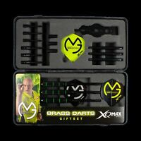 MVG XQMax Brass Darts Gift Set Soft and Steel Tip Flights, Shafts, Accessories