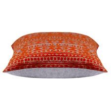 Yen Orange Ethnic Design 40x40cm Cushion Cover RRP $ 37.9 AUS Seller & Stock