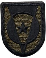 United States Army 5th Transportation Command Patch