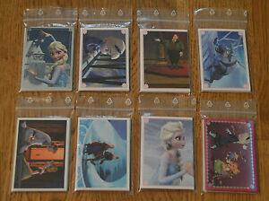 Panini Die Eiskönigin Magische Momente 1/2/5/10/20/30 oder 50 Sticker aussuchen