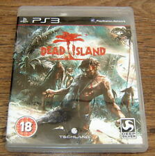 Dead Island game for PS3 Playstation 3