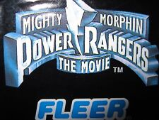 POWER RANGERS The Movie Near Set 146/ 150 CARDS Red Green Blue White Yellow 1995