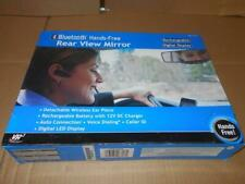 VR3 Bluetooth Hands-Free Rear View Mirror #VRBT 400M ~