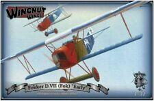 "Wingnut Wings Fokker D.VII (Fok) ""Early"" 1:32 Scale Aircraft Plastic Model Kit"