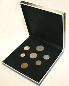 1957 Complete British Coin Birthday Year Set in a Quality Presentation Case
