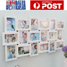 18 in 1 Multi Photoframe Frames Love Family Picture Wall Decor Photo Frame Gift
