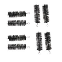 8Pcs Fish Garden Pond Filter Brushes Skimmer Pond Filtration