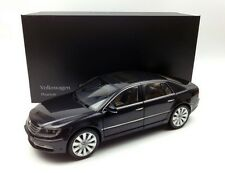 08831MBK Volkswagen Phaeton Mazeppa Grey KYOSHO 1:18