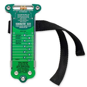 Isokinator Green Giant (Koelbel), Fitnessgerät für Krafttraining & Muskelaufbau