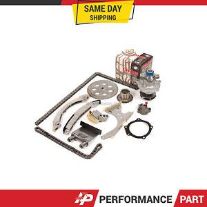 Timing Chain Kit Water Pump for 02-07 Buick Chevrolet GMC Hummer Isuzu 3.5 4.2