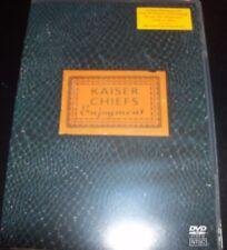 Kaiser Chiefs Enjoyment Live & Documentary (Australia All Region) DVD – Like New