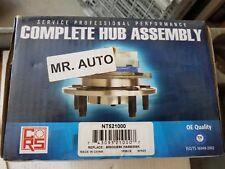 Wheel Bearing and Hub Assembly Rear CRS Automotive Parts NT521000