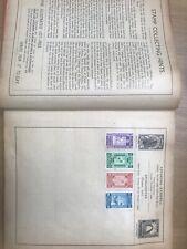Vintage World Stamp Collection