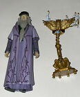"""Albus Dumbledor with Lectern NO WAND 4"""" Popco action figure from Harry Potter"""