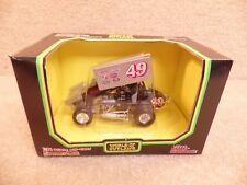 New 1994 Racing Champions 1:24 World of Outlaws Dirt Sprint Car Doug Wolfgang c