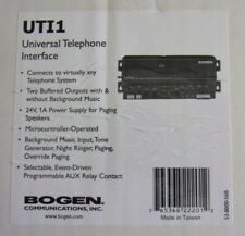 Bogen Uti1, Universal Telephone Interface