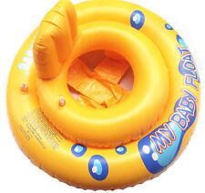 Baby Infant Inflatable Swimming Aid Trainer Seat Ring 1-2 years