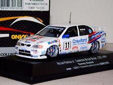 NISSAN PRIMERA GT CRAWFORD RACING STCC 1999 #11 T. RUSTAD ONYX XTC99020 1:43