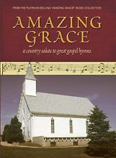 Amazing Grace : A Country Salute to Great Gospel Hymns (2005, Hardcover)