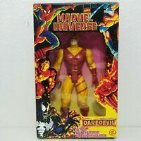 "1997 ToyBiz Marvel Universe 10"" Daredevil Fully Poseable Action Figure 48637"