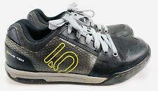 Five Ten Men's Freerider Contact Mountain Bike Shoes - Size US 10 - Black/Lime