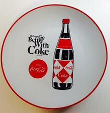 THINGS GO BETTER WITH COKE GIBSON PLATE