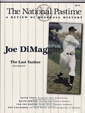 1999 The National Pastime Review of Baseball History by SABR Used Paperback Book