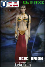 1/6 Star Wars Princess Leia Organa Slave Seamless Female Figure Full Set U.S.A.