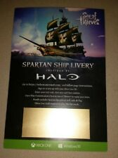 E3 Expo 2019 Sea Of Thieves Spartan Ship Livery HALO Xbox Fanfest