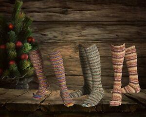 Mysocks Knee High Irish Virgin Wool Socks