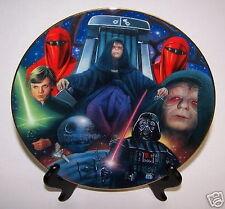 Star Wars Plate Emperor Palpatine Heroes & Villains