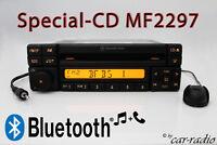 Original Mercedes Autoradio Special-CD MF2297 Bluetooth mit Mikrofon MP3 AUX-IN