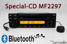 Original Mercedes Special CD mf2297 mp3 Bluetooth avec microphone sans CD-Fonction