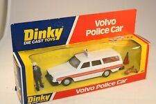 Dinky Toys 243 Volvo Police estate car complete with dog and accessoires MIB