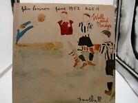 John Lennon Walls And Bridges Vinyl, LP Apple Records SW 3416 Lyrics VG+ c VG+