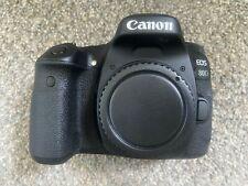 Canon EOS 80D 24.2 MP Digital SLR Camera - Black (Body Only)