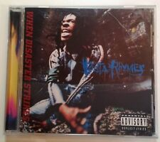 Busta Rhymes - When Disaster Strikes (CD, 1997, Elektra)
