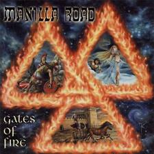 MANILLA ROAD Gates Of Fire CD ( o134a ) Epic Metal - 162301