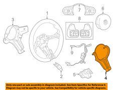 BMW OEM 14-17 X5 Steering Wheel-Front Trim 32307847440