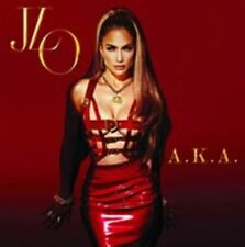 JENNIFER LOPEZ A.K.A. CD BRAND NEW J Lo