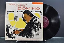 Fats Domino Rock And Rollin' With Fats Domino Imperial LP 1956