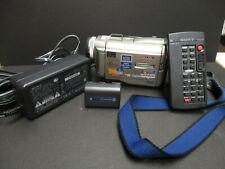 Sony Dcr-Trv10 camcorder with accessories mint condition tested mini Dv Digital